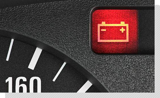 Car batteries fault detection